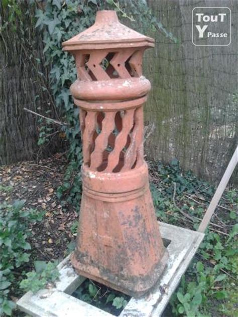 mitre cheminee mitre ou chapeau de chemin 233 e ancien haute marne