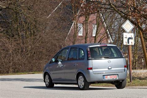 Opel Meriva Gebraucht Test by Opel Meriva Und Co Kaufberatung Gebrauchte Vans Autobild De