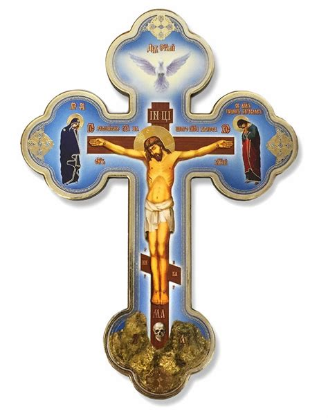 decoupage crosses decoupage wooden wall cross with corpus crucifix at holy