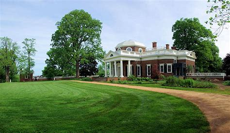 monticello jefferson s house and lands
