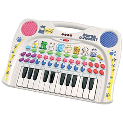 Animal Farm Piano By Blue Toys childrens piano