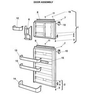 refrigerator parts rm2652 dometic refrigerator parts