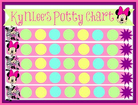 printable potty charts potty training you could use it as an