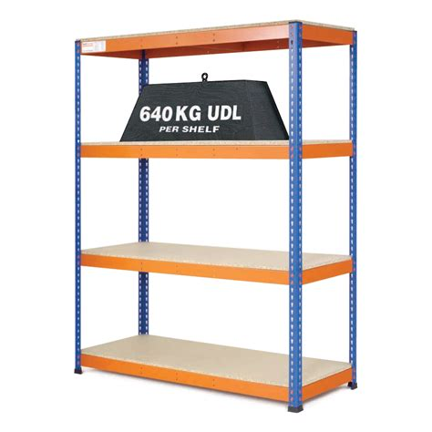 heavy duty warehouse shelving 1 5m wide gt warehouse