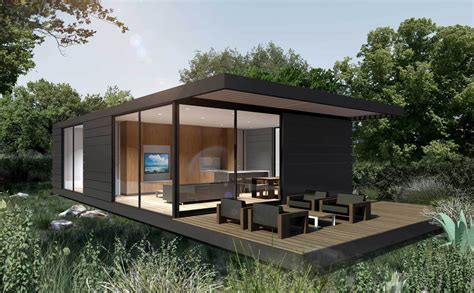 Interior Design Mobile Homes 7 Designer Prefab Homes You Can Order Online Revolution