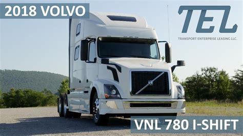 2018 volvo semi truck 2018 volvo vnl 780 i shift semi truck virtual tour youtube