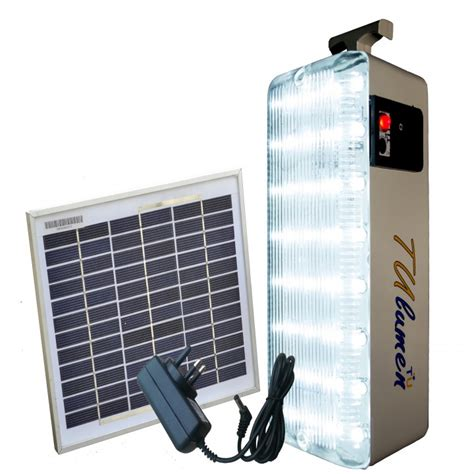 solar led emergency light tulumen 15 s