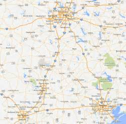 map of killeen and surrounding areas map college station tx breeds picture