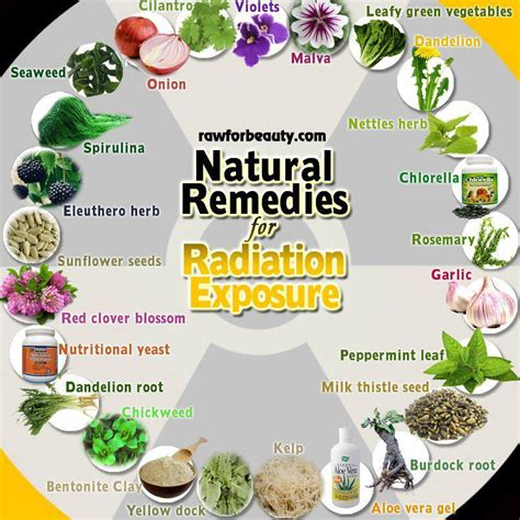 Is It Possible To Detox From Ratiation Exposure by 5alive Activism Remedies For Radiation Exposure