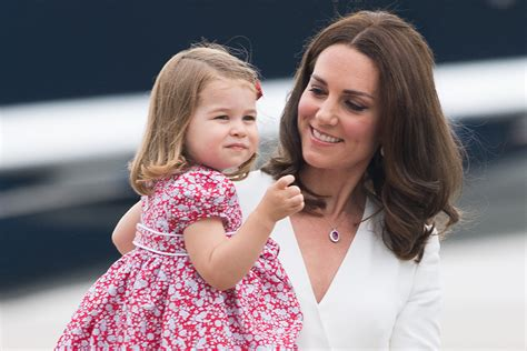 princess charlotte princess charlotte bosses prince george around says the