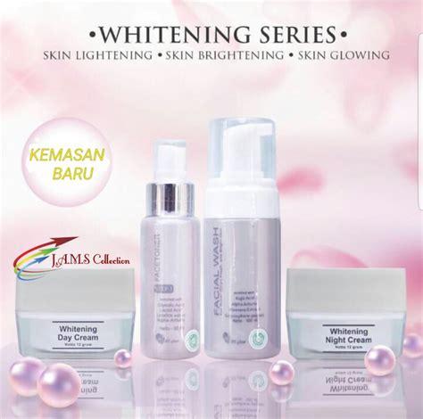 Paket New Sbw Whitening ms glow by cantik skincare original 100 bpom vloei id