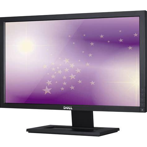 Monitor Merk Dell dell e2211h 22 inch hd widescreen monitor zwart