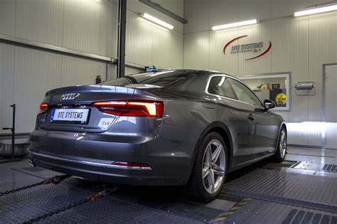 Audi Chiptuning by Audi A5 F5 Mehr Leistung
