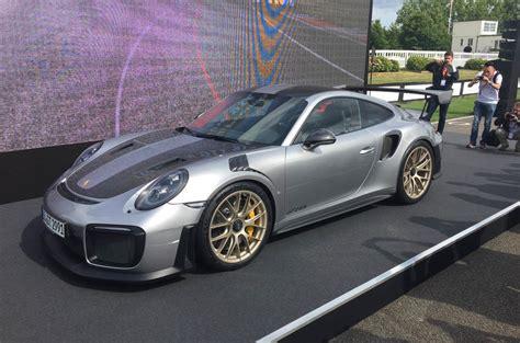 porsche gt2 porsche 911 gt2 rs new shows 690bhp sports car at