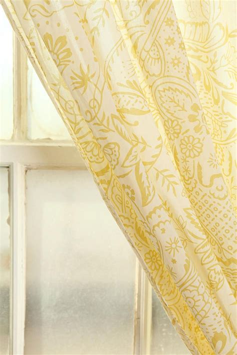 17 best ideas about yellow curtains on yellow