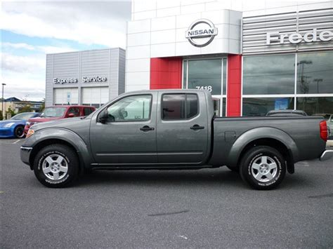 2007 nissan frontier sale nissan frontier 2007 used for sale and review