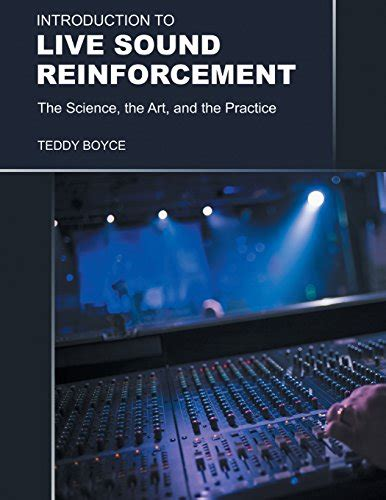free pdf introduction to live sound reinforcement the