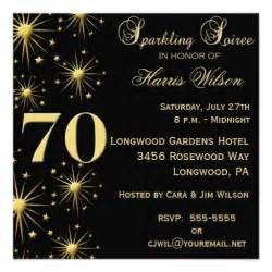 Free Printable 70th Birthday Invitations Templates by 70th Birthday Invitations Wording Drevio