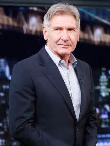 harrison ford rushed to hospital during wars episode