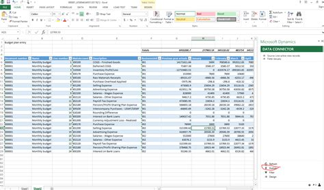 budget plan budget planning finance operations dynamics 365