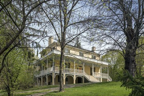 thomas cole house thomas cole comes to life thanks to multimedia renovations
