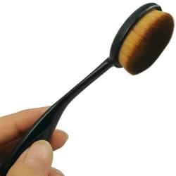 Professional Makeup Storage Blending Oval Brush My Make Up Brush Set Us