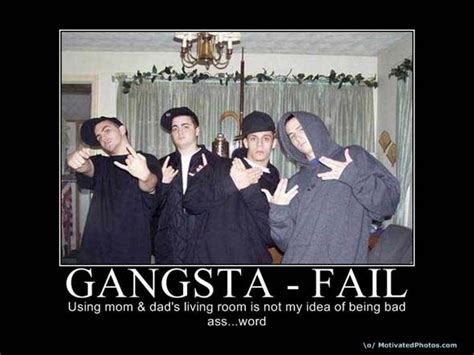 Real Gangster Meme - fail gangsta fails funny pictures fail pinterest