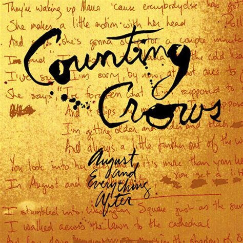 counting testo beatblog2 counting crows 1993 august and everything after