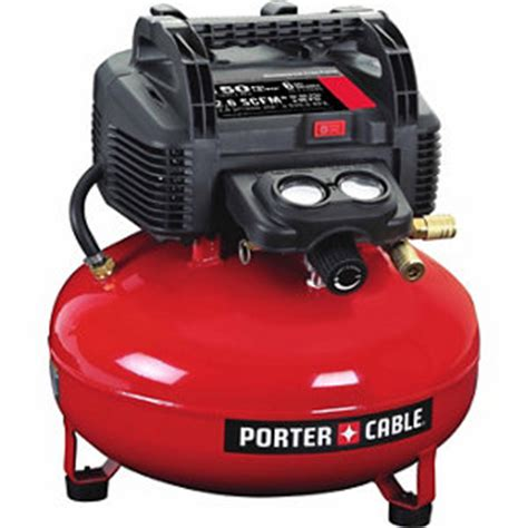 porter cable 150 psi 6 gal free pancake air compressor at tractor supply co