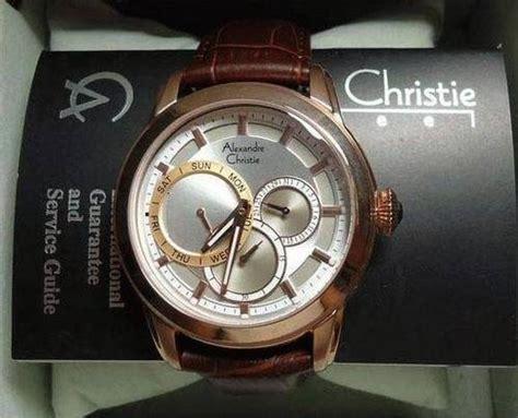 Jam Tangan Alexandre Christie Pria Terbaru alexandre christie ac6205 jam tangan terbaru