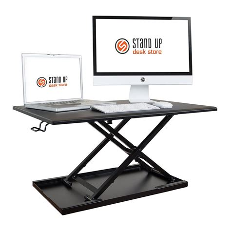 Stand Up Desk Store Air Rise Standing Desk Converter Sit Convert Desk To Stand Up