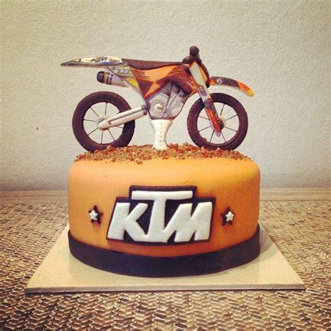 Ktm Bike Cake Happy Birthday To Me Accorgitene Ktm Cake