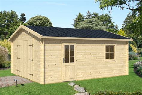 large garages extra large timber garage type b 24m 178 40mm 4 7 x 5 7 m