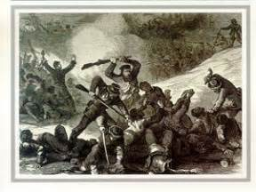 The Battle Of Fort Pillow by Battle Of Fort Pillow Many Rivers To Cross