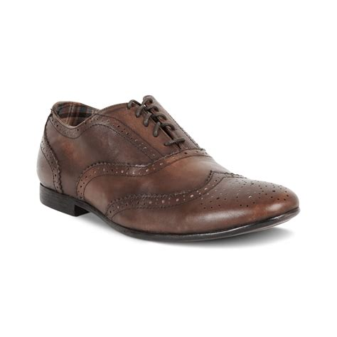 bed stu men s shoes bed stu bed stu ellington oxford shoes in brown for men