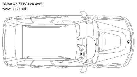 car plan view car above view sh3 me