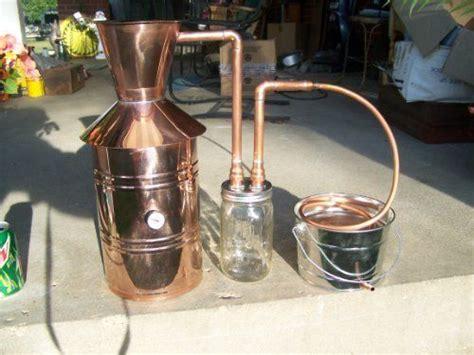 copper moonshine still the thumper design is