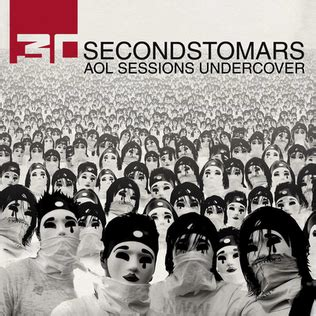 Cd Kompilasi Lives Here In Session American Rock Legends aol sessions undercover thirty seconds to mars ep