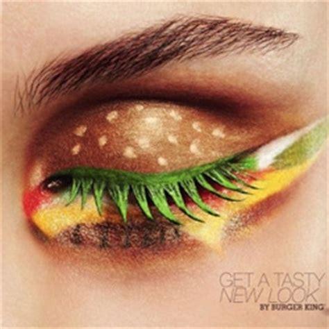Make Up La Ode Yusuf maquillaje de comida el condimentario de margarita