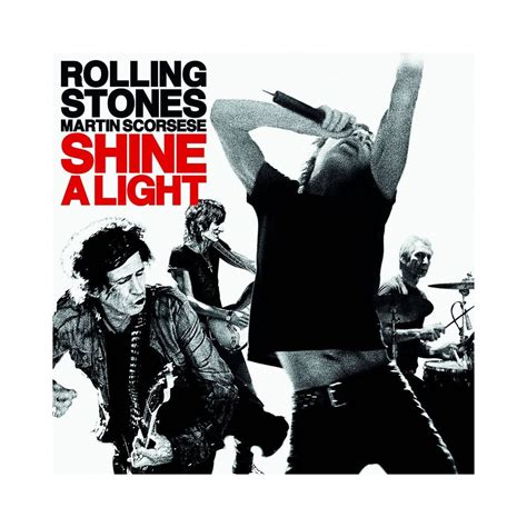 Shine A Light Rolling Stones the rolling stones shine a light lyrics and tracklist