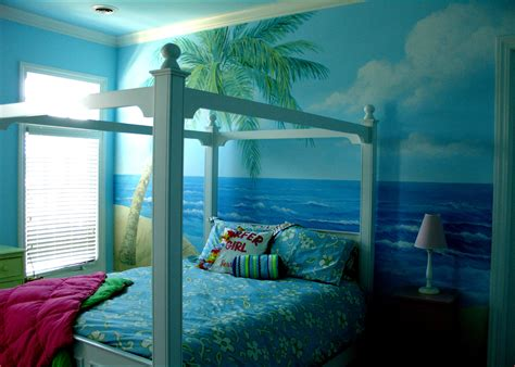 teen beach bedroom michael j romeo assoc kids murals