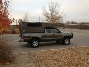 Toyota Tacoma Pop Up Cer Custom Tacoma Truck Cer Pop Up