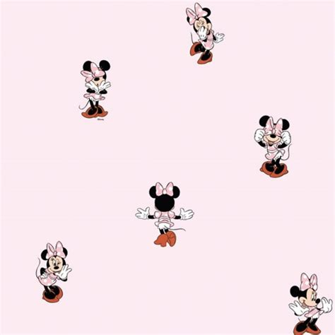 minnie mouse wallpaper for bedroom galerie disney minnie mouse childrens bedroom wallpaper