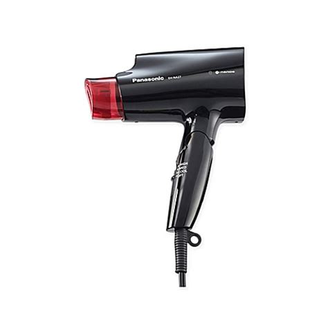 Panasonic Mini Hair Dryer panasonic nanoe compact hair dryer bed bath beyond