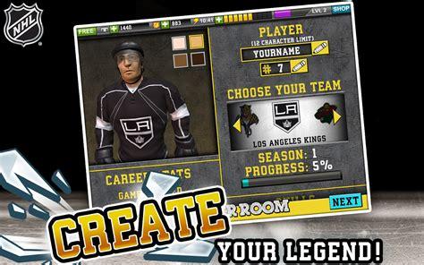 nhl gamecenter mod nhl hockey target smash mobile game center