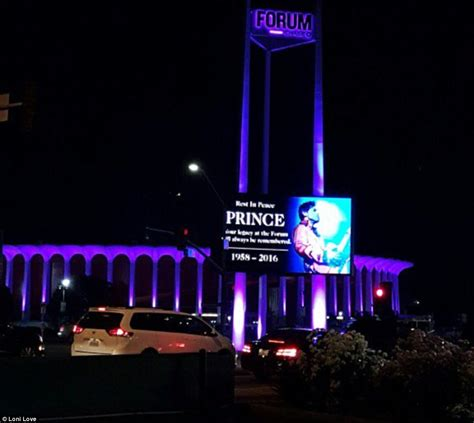 The Prince Of Light prince tributes from niagara falls to vegas high roller as