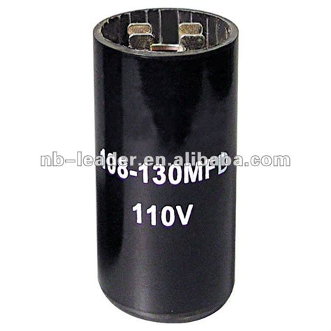 capacitor start motor ac ac motor start capacitors 110v 220v 330v view capacitor leader product details from ningbo