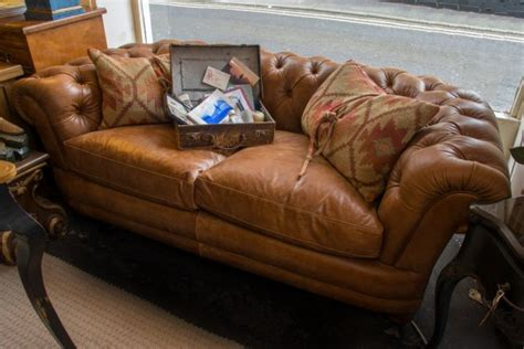 Used Leather Chesterfield Sofa Used Leather Chesterfield Sofa Leather Chesterfield Sofa Comfortable Loccie Better Homes Thesofa