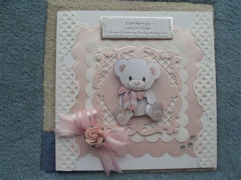 Handmade Christening Card Ideas - handmade christening card cards