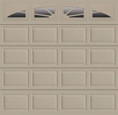 Garage Door Springs For 8 Foot Door Ideal Door 174 9 Ft X 8 Ft 4 Sandtone Insul